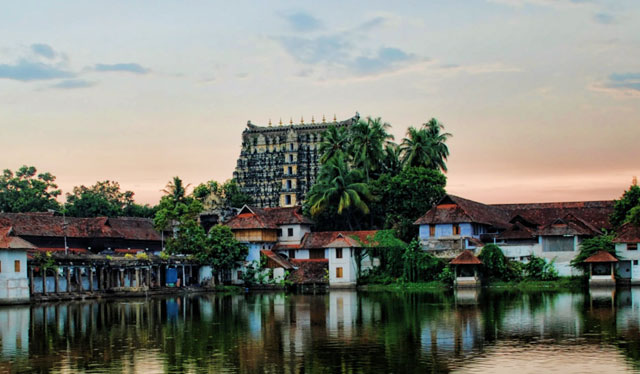 Walking Tour of Trivandrum